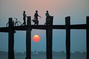 Circuit privé - Myanmar buissonnier - 1
