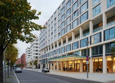 Hôtel Scandic Berlin Potsdamer Platz 4* - 1