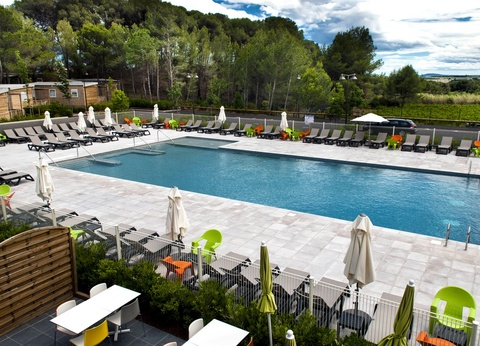 VVF Summer Camp Le Clos des Cigales 3* - 1