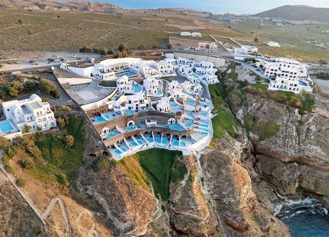Hôtel Ambassador Aegean Luxury Hotel & Suites 5* - arrivée Athènes - 1