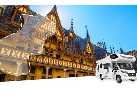 Road Trip en Camping-car Capucine : La Côte d'Or - 1