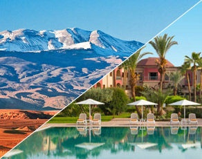 Circuit Le Sud Marocain en 4x4 & Extension Kappa Club Iberostar Palmeraie Marrakech 4* - 1