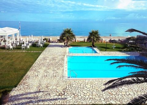 Achavari Beach Hotel 4* - 1