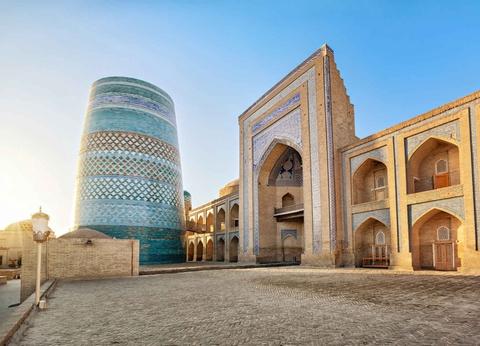 Majestueuses cités ouzbeks - départs 2021 - 1