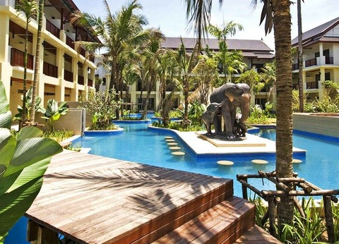 Hôtel Apsara Beachfront Resort & Villas 4* - 1