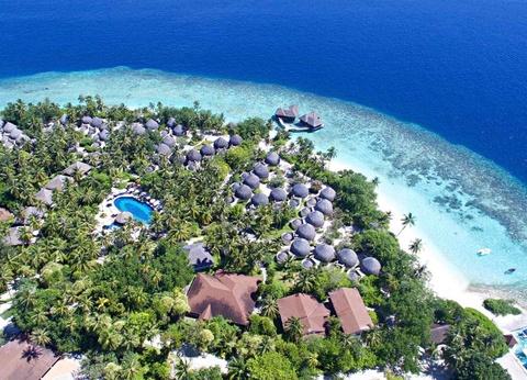 Hôtel Bandos Maldives 4* - 1