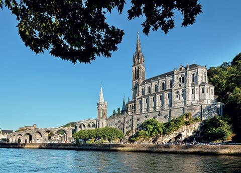 Les Pyrénées et Lourdes - 1