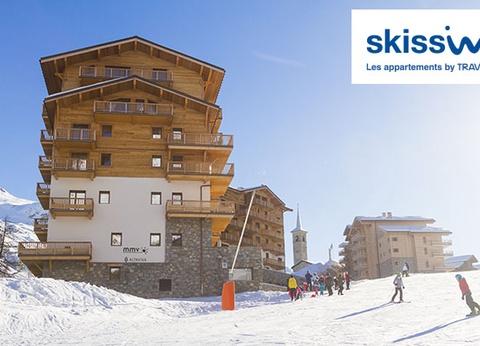 Résidence Skissim Premium - Résidence L'Altaviva 4* - 1