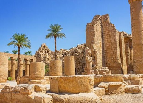 Combiné Croisière Fabuleuse Egypte, Le Caire & hôtel Sunrise Crystal Bay - 1