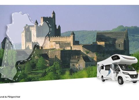 Road Trip en Camping-Car Capucine : La Dordogne - 1