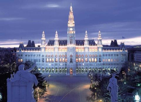 Réveillon à Vienne avec soirée du Nouvel An à l'hôtel de ville - Hôtel Sporthotel Vienna 4*  - 1