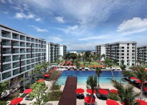 Hôtel Amari Hua Hin 4* - 1