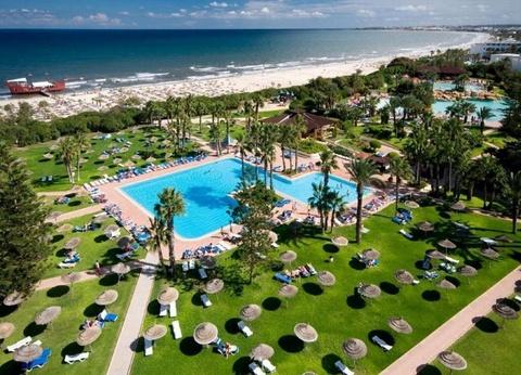 Hôtel Sahara Beach Aquapark Resort 3* - 1