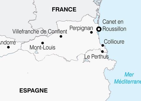 Le Roussillon, la Catalogne et Andorre - 1