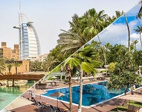 De Dubai à Abu Dhabi & Extension Kappa Club Avani Barbarons Resort & Spa 4* - 1