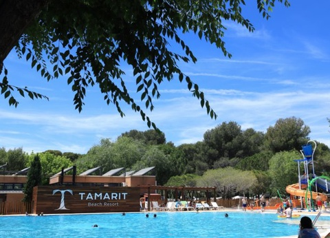 Camping Tamarit Beach - 1