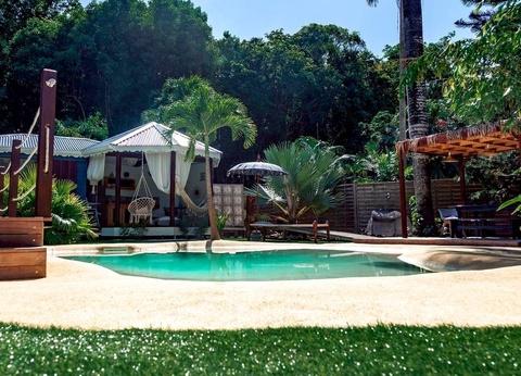 Tiki Paradise Lodge avec Location de voiture - 1