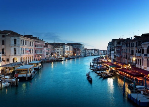 Circuit Escapade à Venise - 1