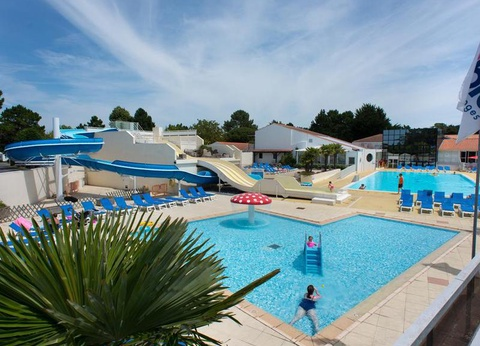 Camping Siblu Le Bois Masson - Funpass inclus, 4* - 1