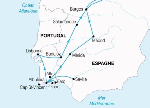 L'Algarve et le Sud du Portugal - 1