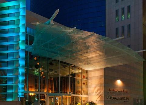 Hôtel Royal Meridien Abu Dhabi 5* - 1