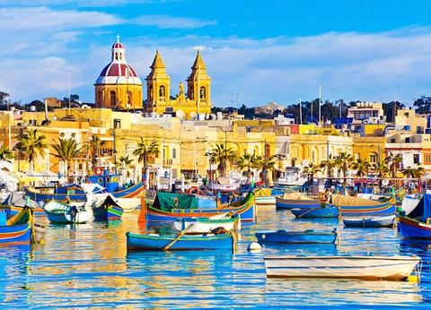 Malte, l'île des Chevaliers 3* - 1