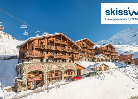 Résidence Skissim Premium Les Chalets de Rosaël 4* - 1