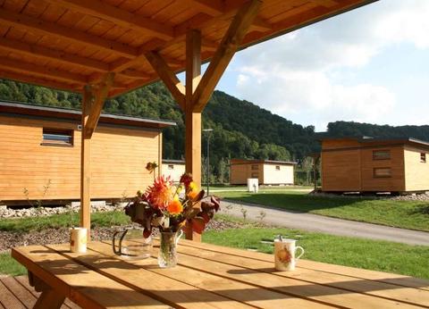 Camping Le Domaine d'Aucroix - 1