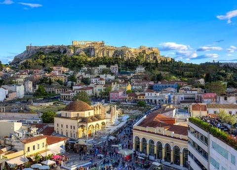 Escapades à Athènes depuis l'hôtel Novus City 4* - 1