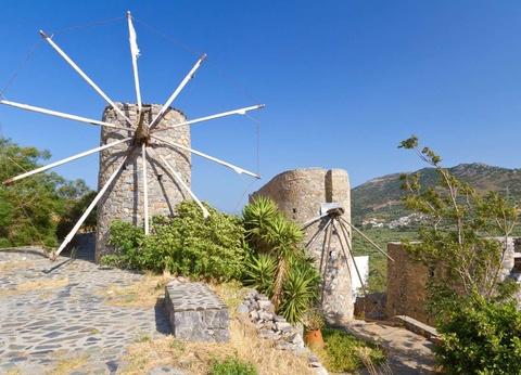 La Crète d'Est en Ouest - Hôtels d'agrotourisme - 1
