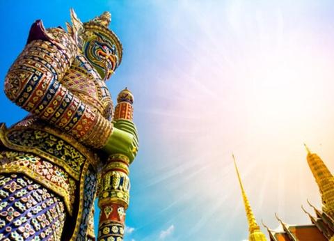 Circuit Le pays du sourire & Extension Phuket - 1
