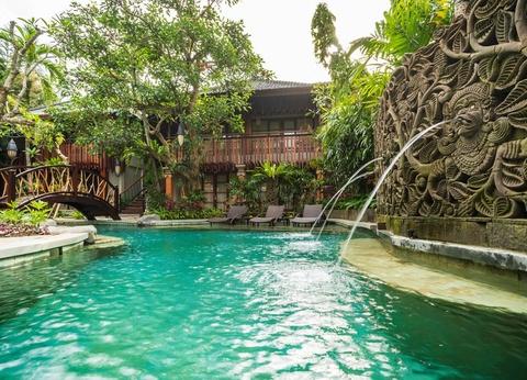 Combiné Adiwana Monkey Forest 4* & The Kryamaha Villas 4* - 1