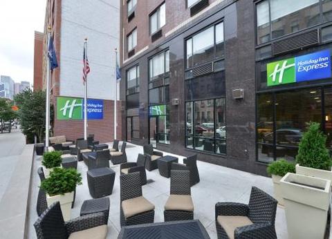 Hôtel Holiday Inn Express 3* - 1