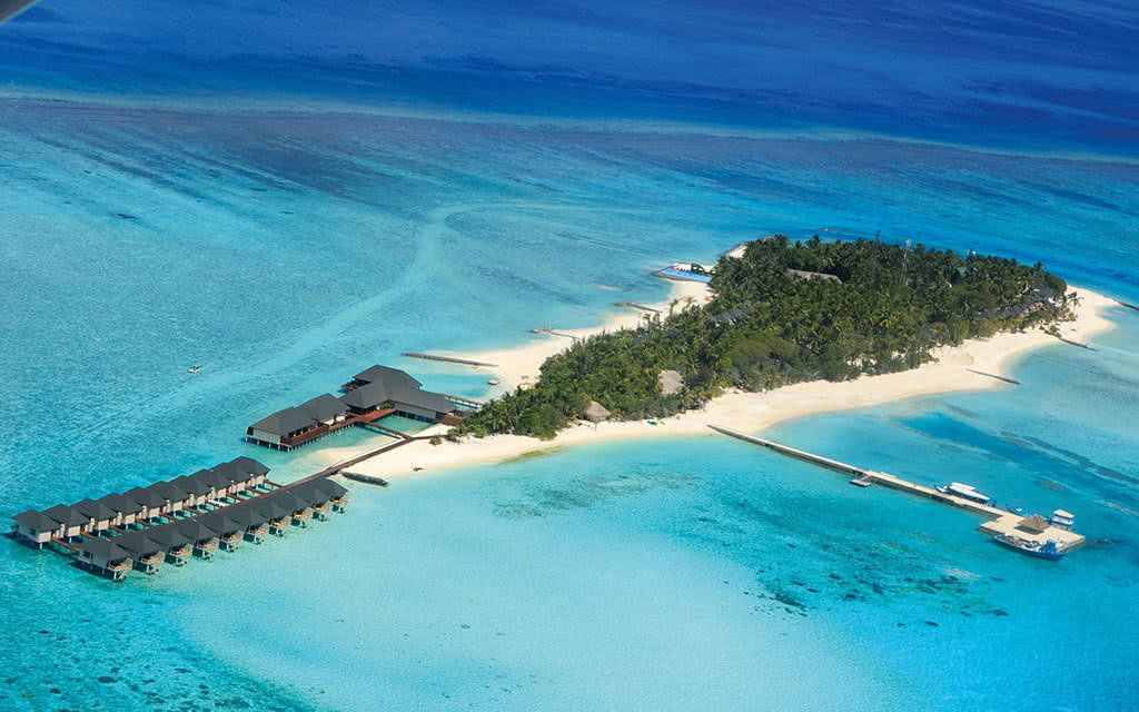 Hôtel Summer Island Maldives 4* - 1