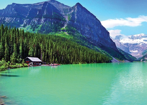 Voyage de report - Le Grand Tour du Canada d'Est en Ouest - 1