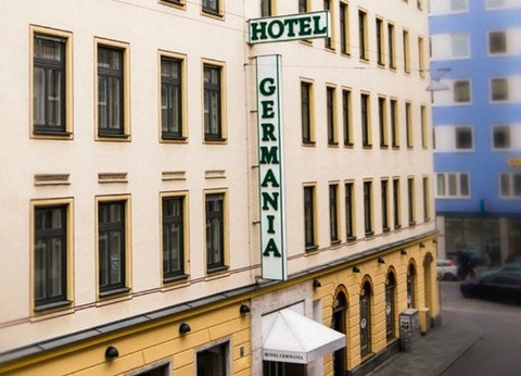 Hôtel Germania 3* - 1