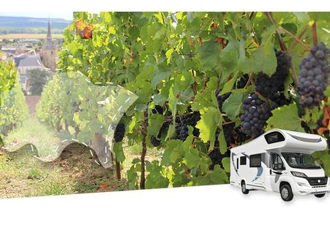 Road Trip en Camping-car Capucine : Sur Les Routes Du Champagne - 1