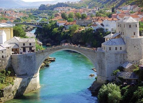 Splendeurs de Croatie et de Bosnie - 1