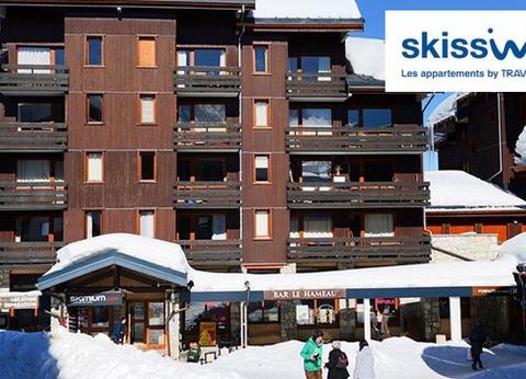 Appartement de particulier Skissim Classic - Résidence le Hameau du Mottaret - 1