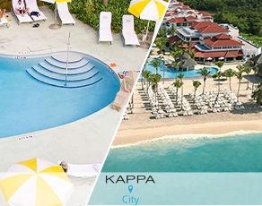 Combiné Kappa City Miami WPH South Beach 4* & Kappa Club Dreams Dominicus La Romana 5* - 1