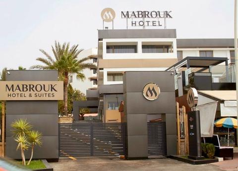 Hôtel Mabrouk 3* - 1