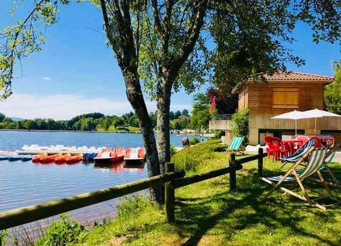 Camping Les Demeures du Lac 3* - 1