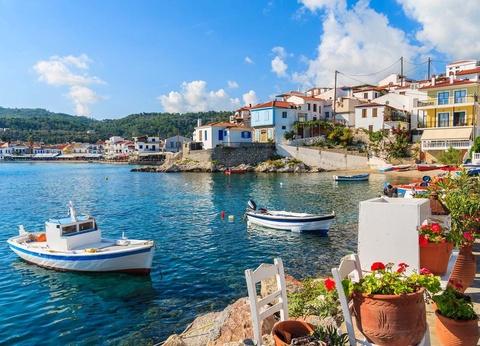 Périple depuis Rhodes 2 îles en 1 semaine - Rhodes et Patmos en 3* - 1