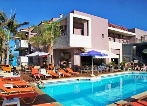 Dionyssos Hotel 4* - Adults Only - 1
