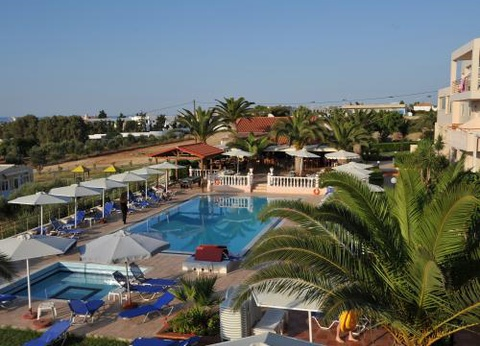 Hôtel Cretan Garden *** - 1