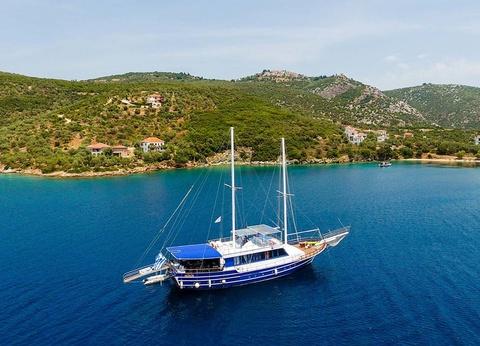 Croisière Sporades, l'archipel secret - 1