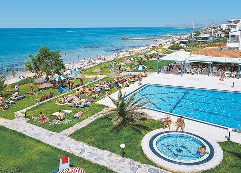 Hôtel Ariadne Beach Malia 3* - Vols Charters - 1