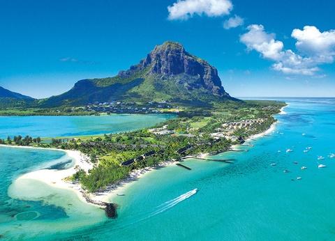 Hôtel Paradis Beachcomber Golf Resort & Spa 5* - 1