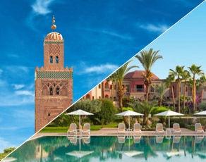 Circuit Villes Impériales & Extension Kappa Club Iberostar Palmeraie Marrakech 4* - Pension complète - 1