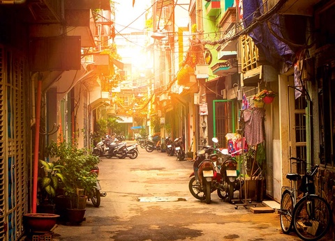 Circuit Sensationnel Vietnam - 1